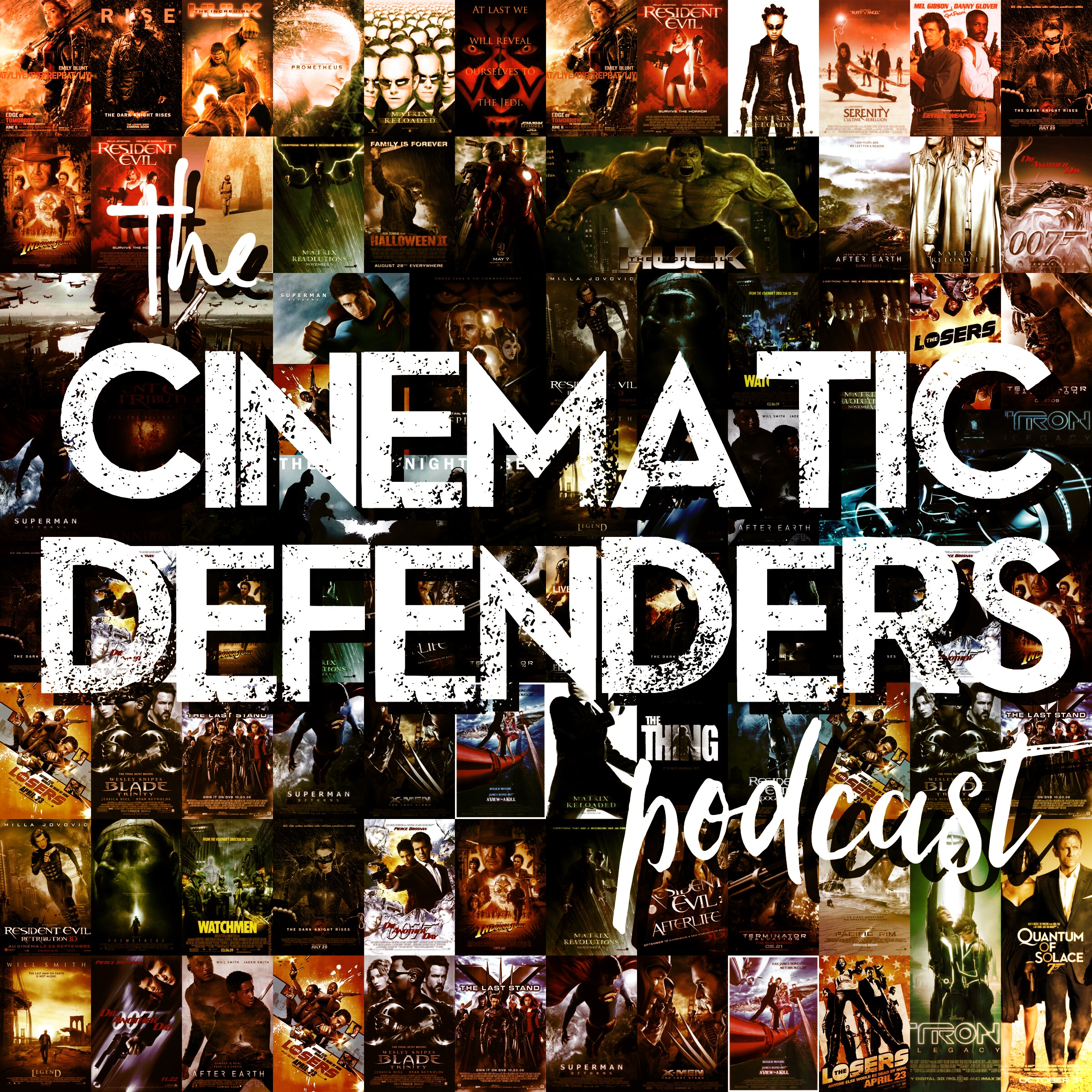 {BONUS} The Cinematic Defenders