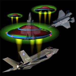 Orgone Energy and the F-35