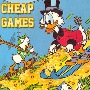 Top 5 - Cheap Games (Under $8.50)
