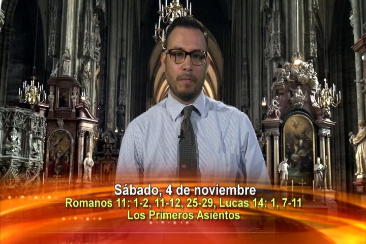 Artwork for Dios te Habla con Elder Samaniego   Tema el hoy: Los Primeros Asientos