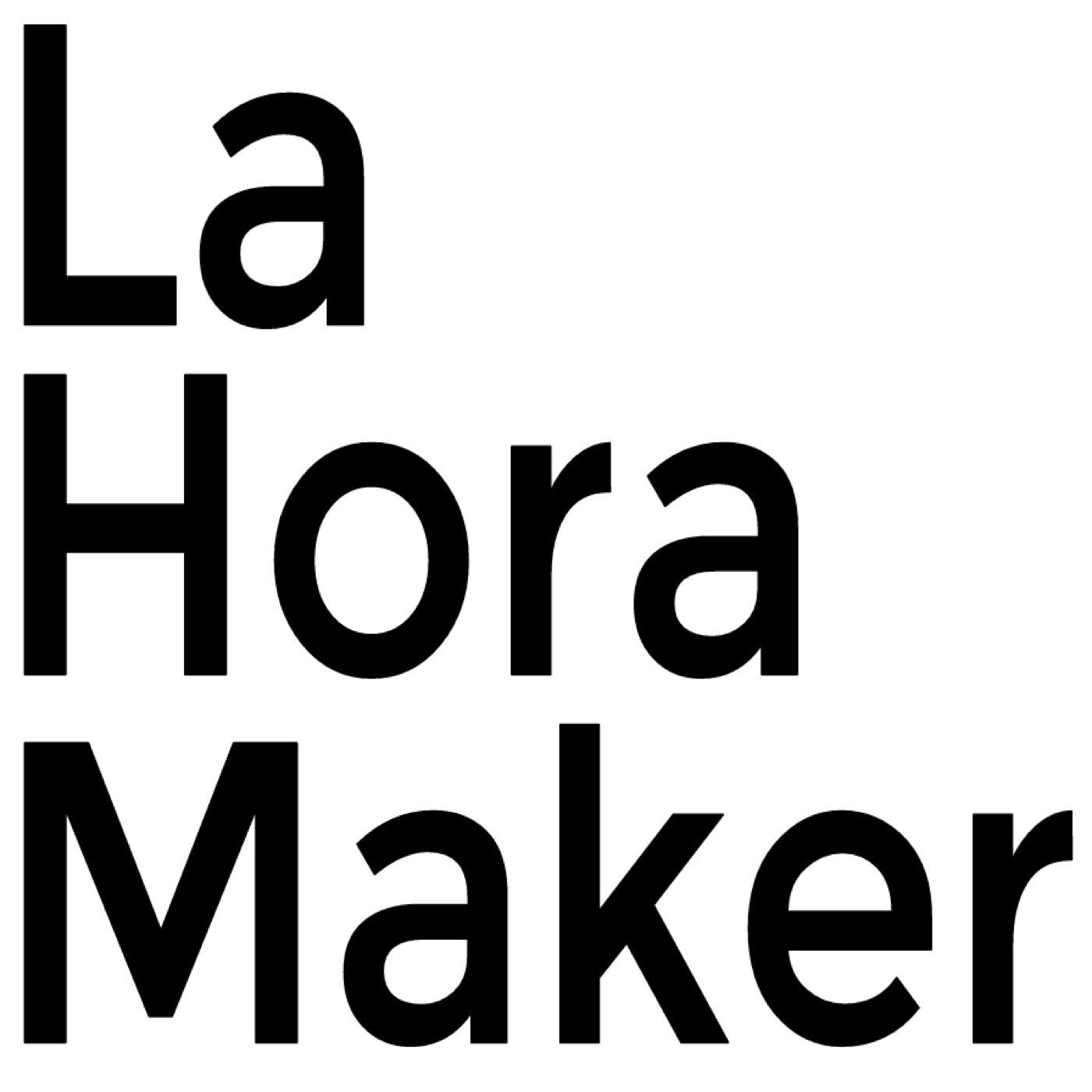 La Hora Maker show art