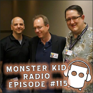 Monster Kid Radio #115 - Joel Hodgson at Monster Bash