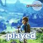 Artwork for GameBurst Played - Zelda - Breath of the Wild