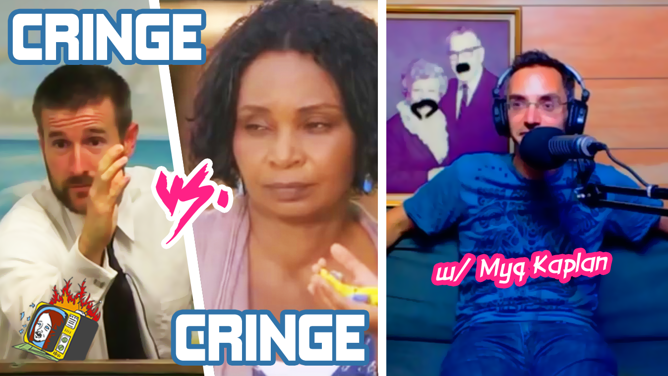 """Arm Wrestling Pastor"" VS. ""Why Are They Black, Mom?"" - CRINGE VS. CRINGE"