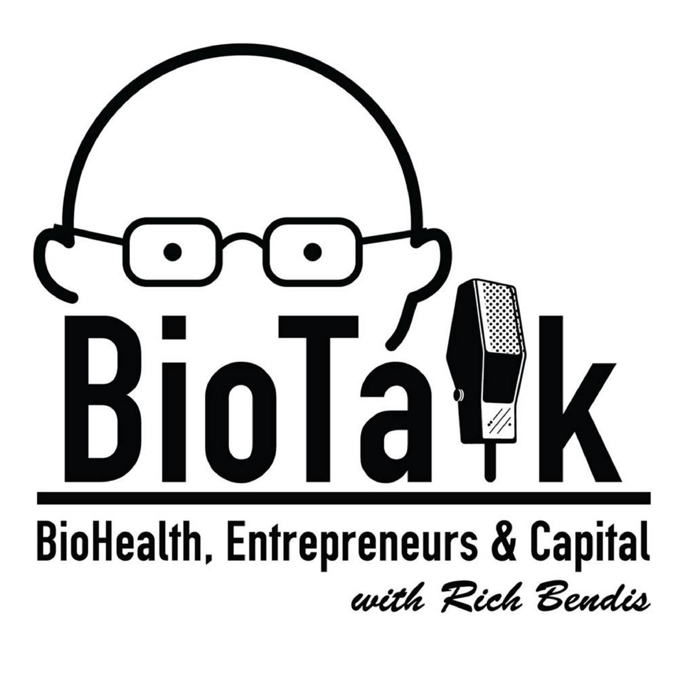 BioTalk with Rich Bendis show art