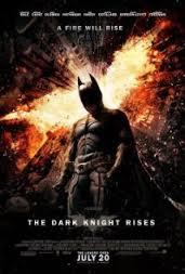 The Marvel vs DC movie mash-up- 'The Dark Knight Rises'