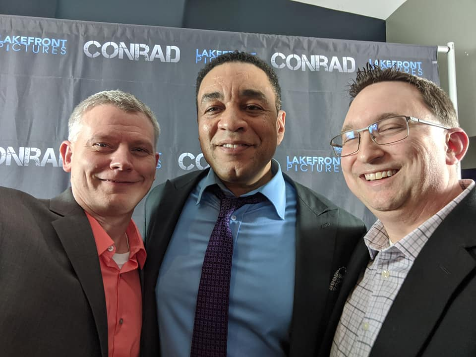 Harry Lennix Conrad