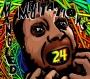 "Artwork for Mangled Meditations #24 ""Commissioned Worx"""