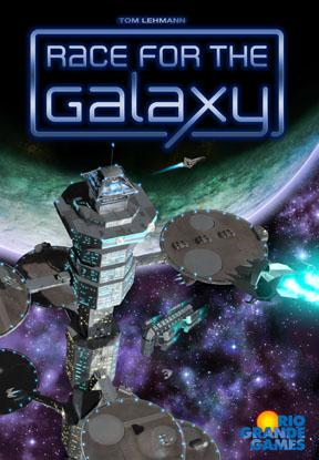 D6G Episode 34: Race for the Galaxy detailed review & Interview with Atlas Games