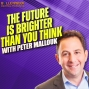 Artwork for FULFILLMENT: The Future is Brighter Than You Think with Peter Mallouk