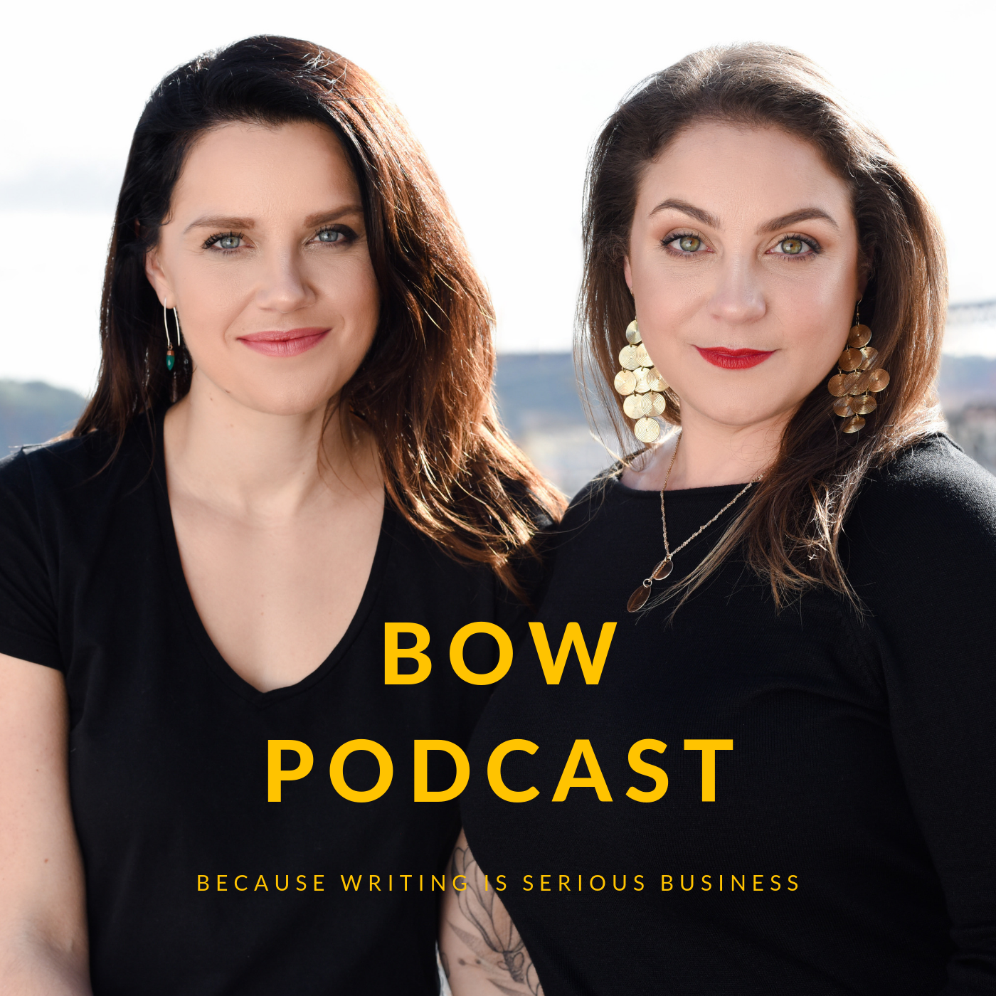 The Business of Writing Podcast show art