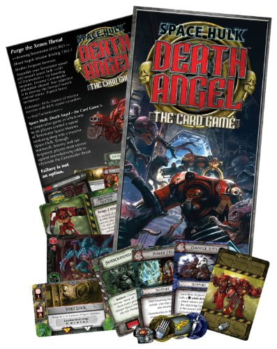 D6G Ep 63: Curt Covert Interview, Hex Hex XL review, Death Angel Space Hulk game review