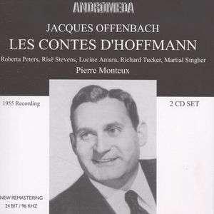 Les Contes D'Hoffmann, 1955