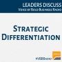 Artwork for Program 240 - Strategic Differentiation