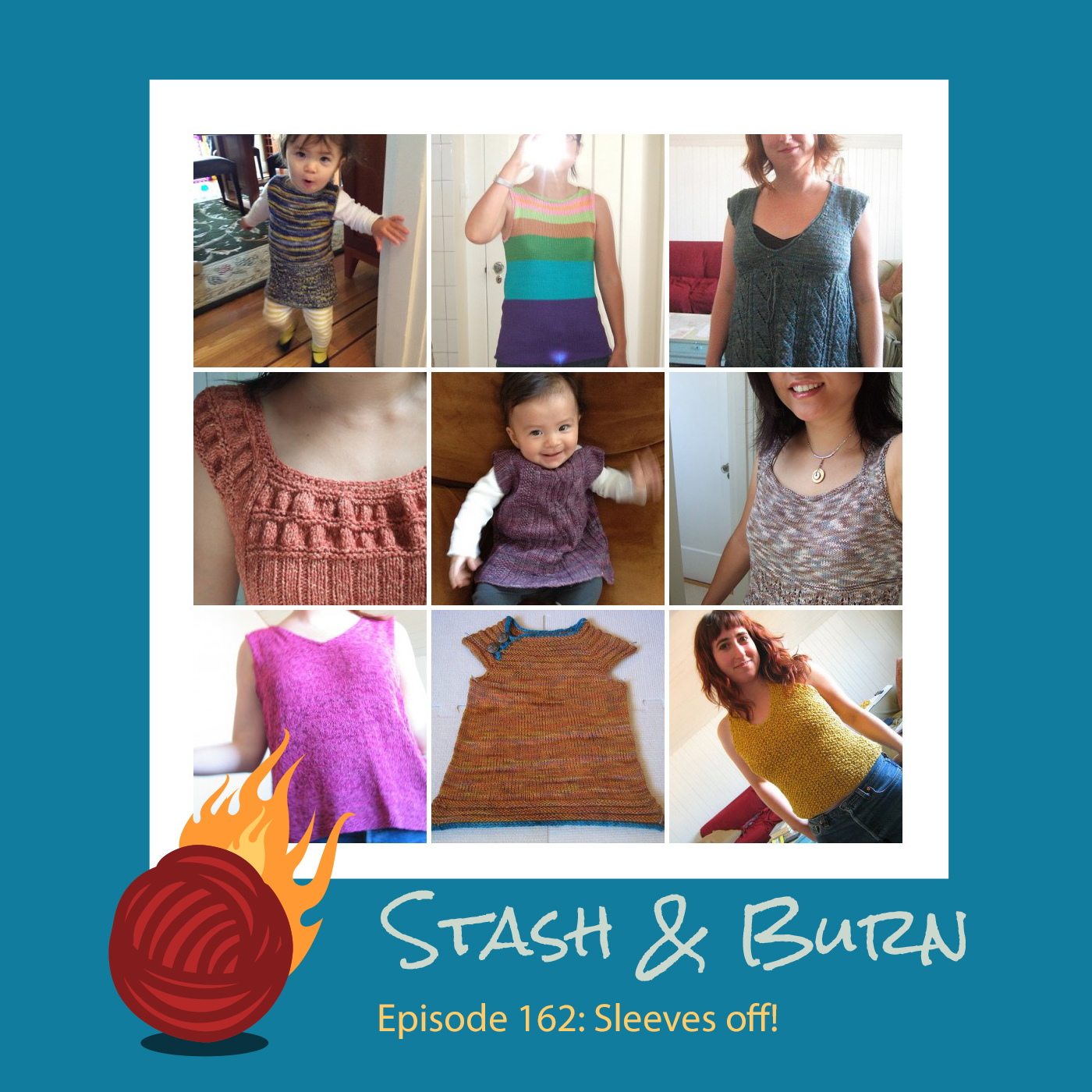 Episode 162: Sleeves off!