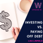 Artwork for 46 - Investing vs. paying off debt