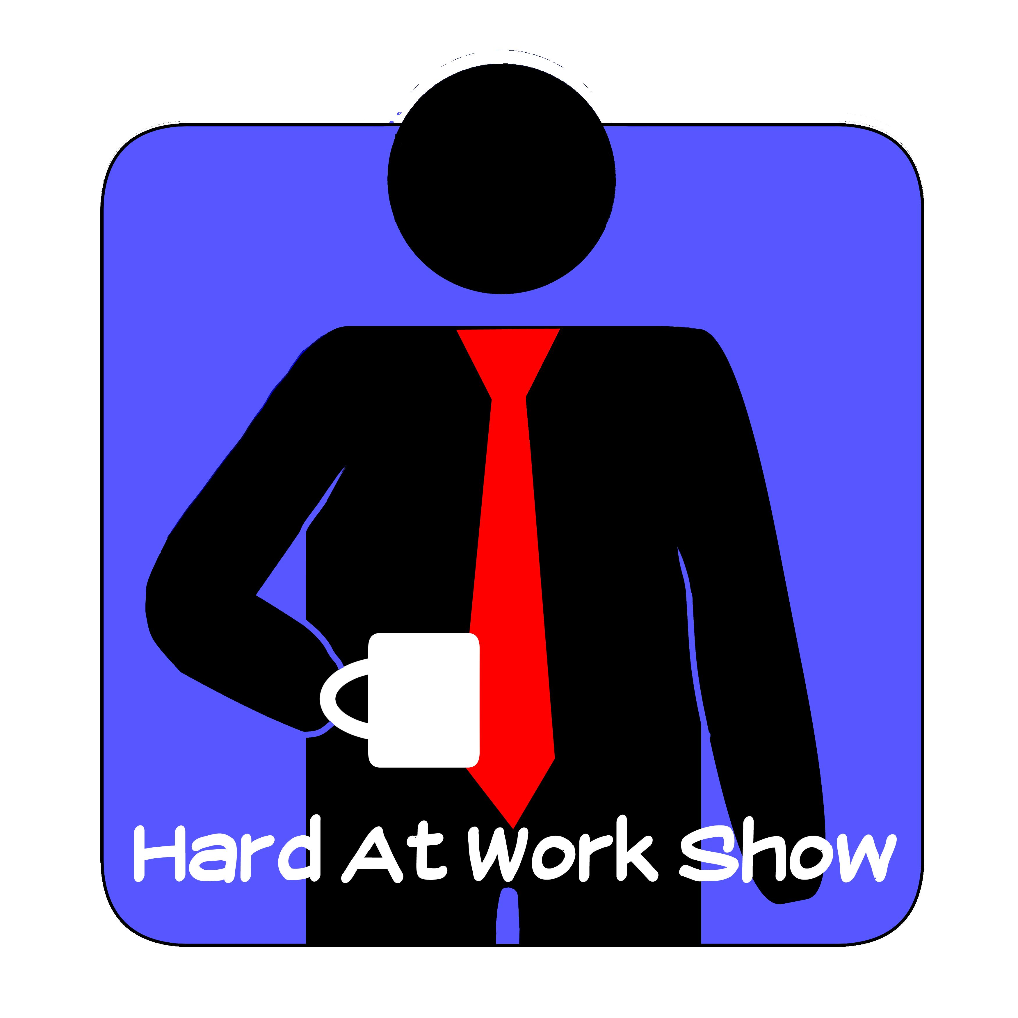 Hard At Work Show show art