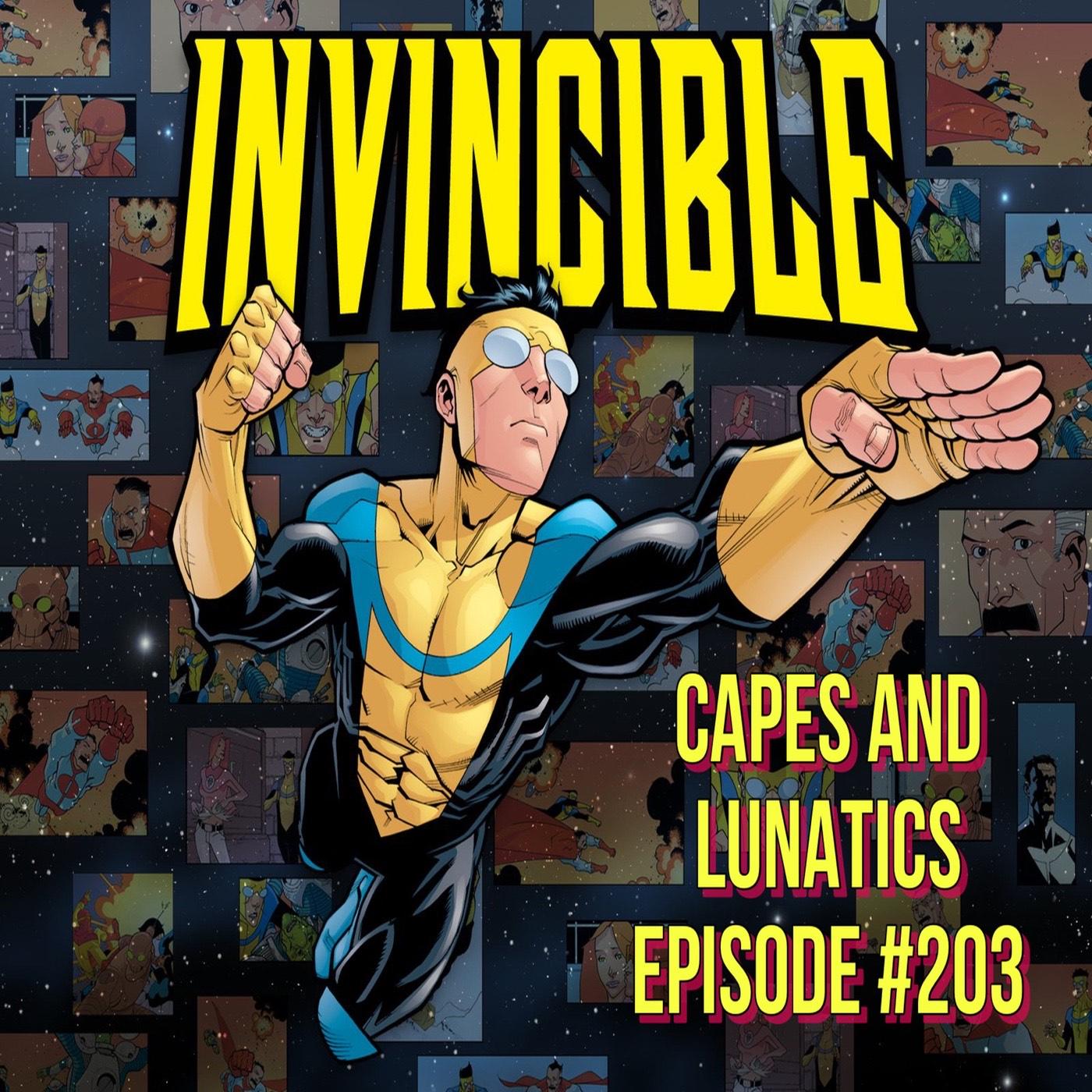 Invincible Episodes 1-4