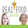 Artwork for Real Food Radio Episode 040: Nutrition Research Bias - What is Credible? with Emily Callahan, MPH, RD
