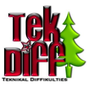 Tekdiff 12 Days of Xmas, day 1
