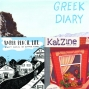 Artwork for Episode 246: Reviews of Greek Diary, Paper Pencil Life, and KatZine