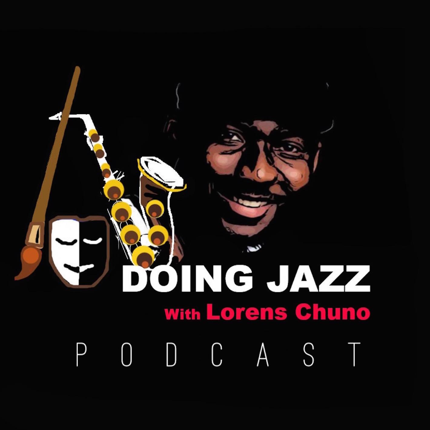 Doing Jazz with Lorens Chuno show art