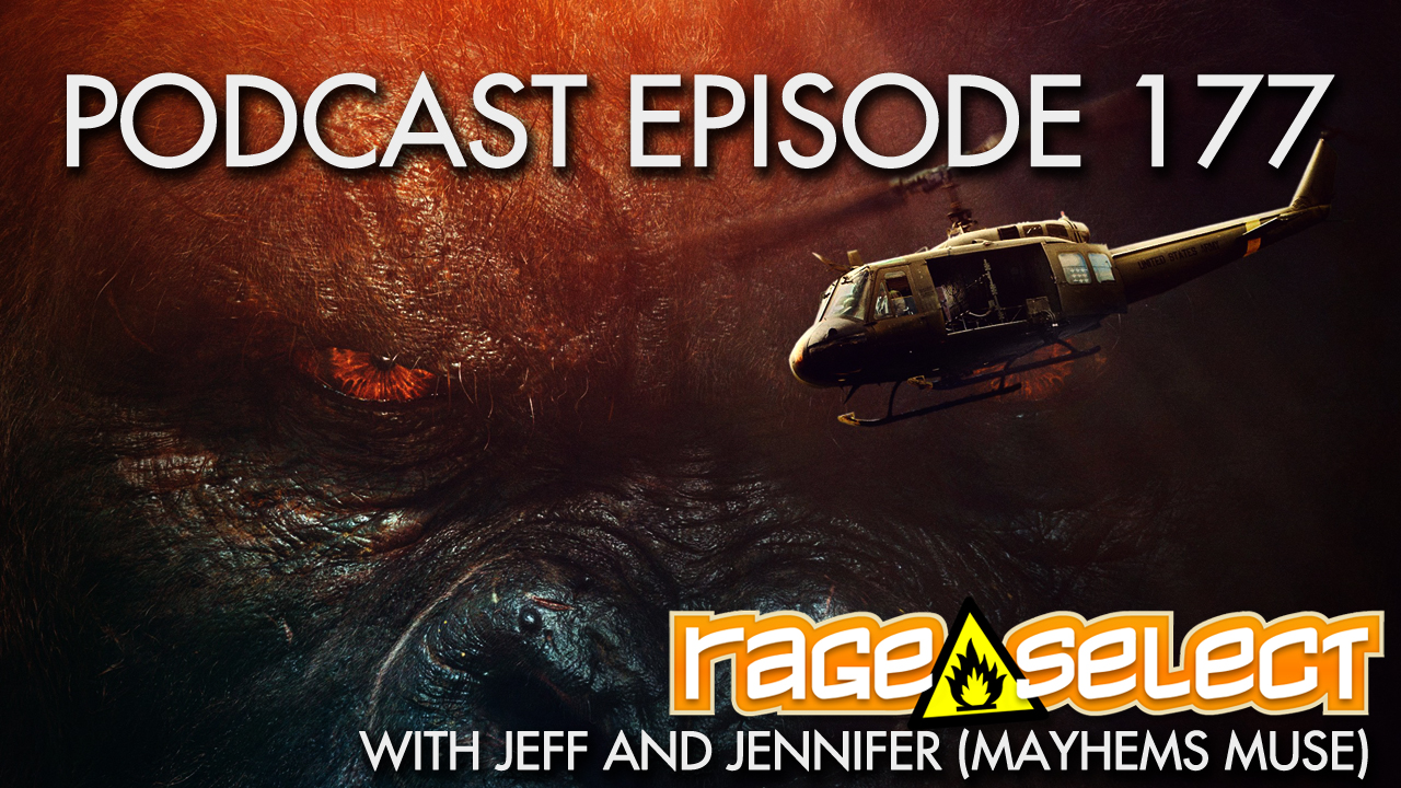 Rage Select Podcast Episode 177 - Jennifer and Jeff Answer Your Questions!