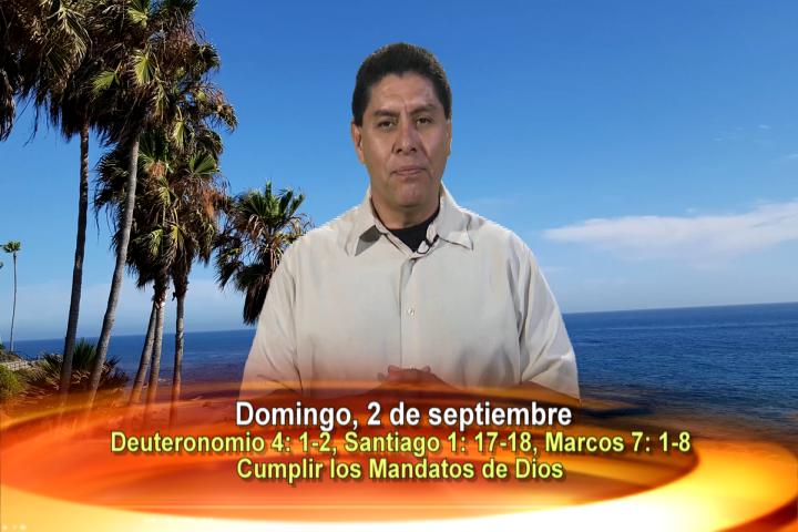 Artwork for Dios te Habla con Dn. Alfredo Vargas;   Tema el hoy: Cumplir los mandatos de Dios.