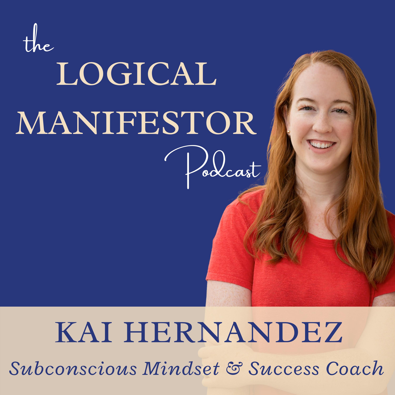 The Logical Manifestor Podcast show art