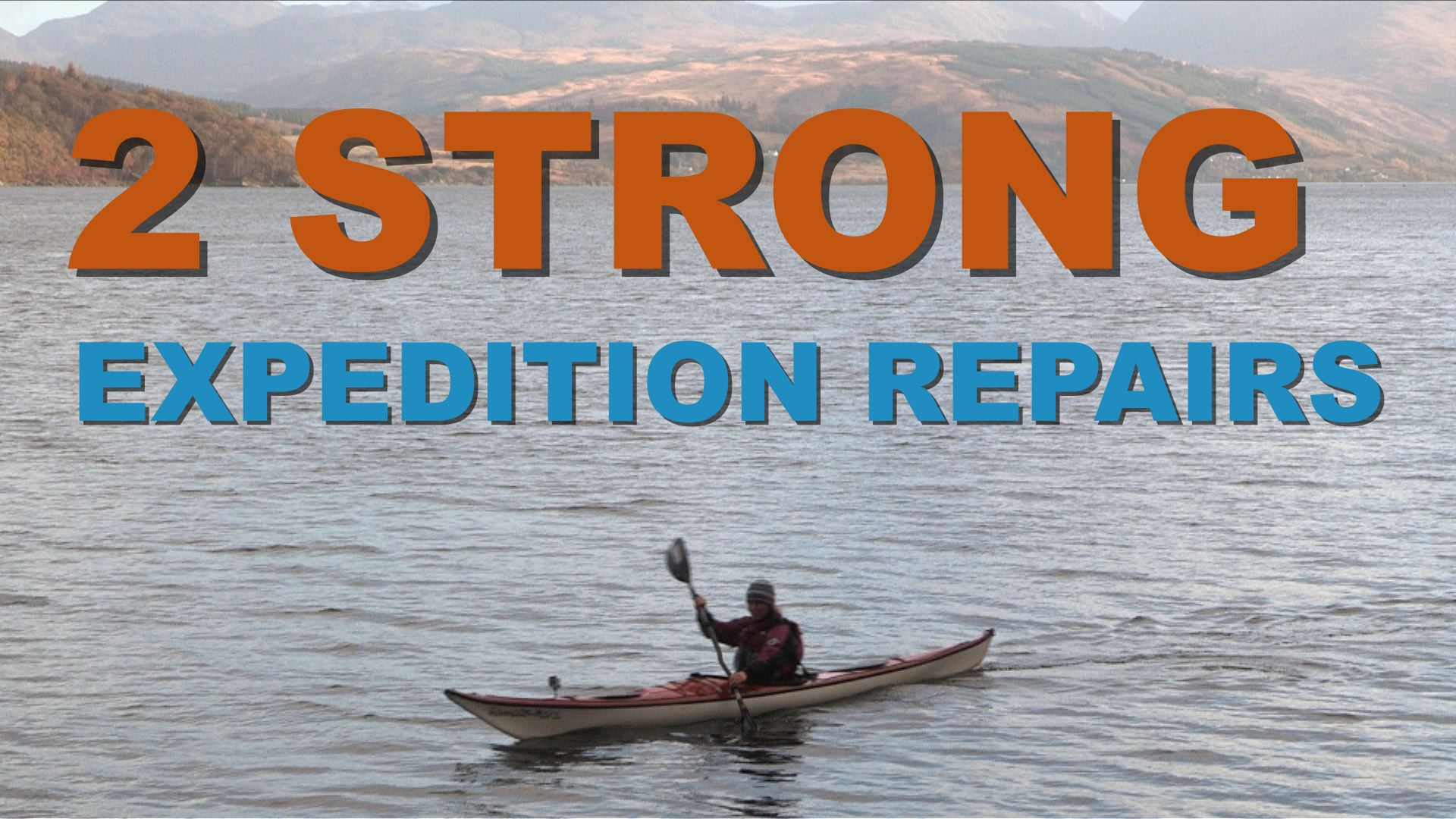 Artwork for 2 Strong Expedition Repairs