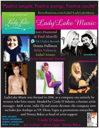 Episode 081 - LadyLake Music Showcase