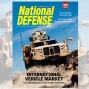 Artwork for February 2019 - International Military Vehicles, New Body Armor and Autonomous Truck Convoys