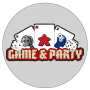 Artwork for Game and Party Podcast Episode 2: Gen Con 2019 Preview