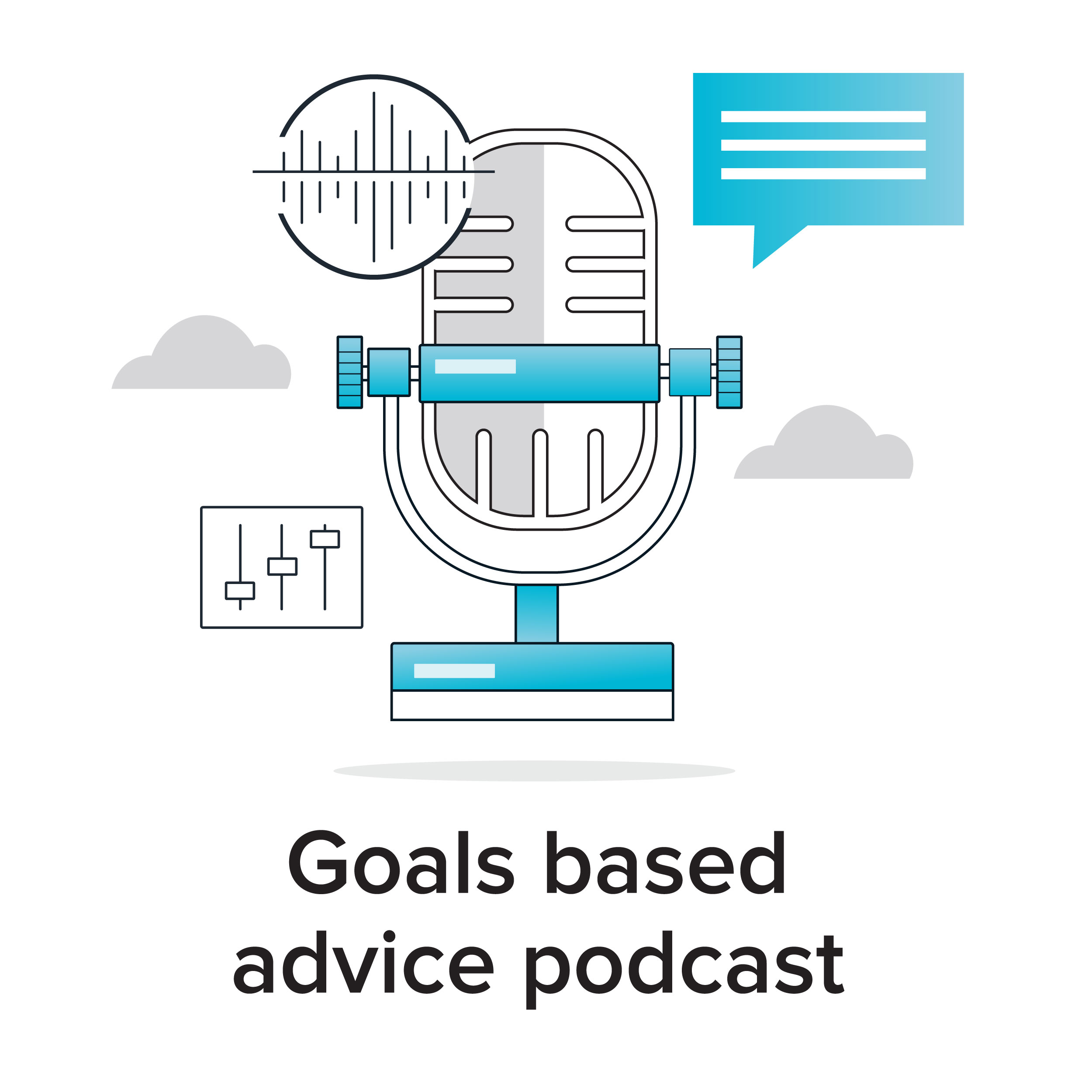 Goals Based Advice Podcast show art