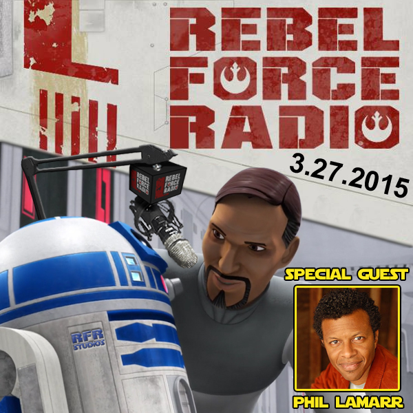 RebelForce Radio: March 27, 2015