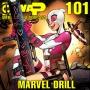 Artwork for MwaP Episode 101: Marvel Drill