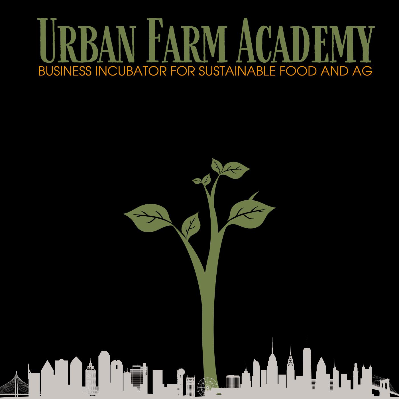 Urban Farm Academy Podcast show art