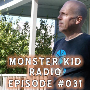 Monster Kid Radio #031 - Chris McMillan and The Ghost and Mr. Chicken, Part One
