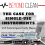 Artwork for Kathy Mazza:  The Case for Single-Use Instruments
