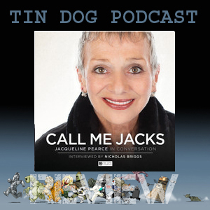 TDP 570: CALL ME JACKS - JACQUELINE PEARCE IN CONVERSATION