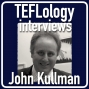 Artwork for TEFL Interviews 30: John Kullman on Critical Issues in ELT Textbooks