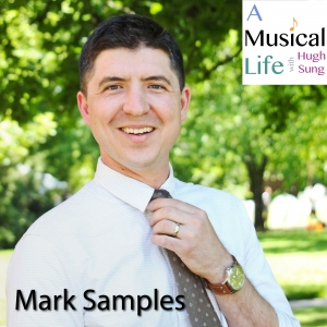 Musicologist Mark Samples