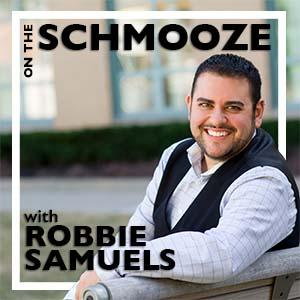 Artwork for OTS 046: How to Shift Your Body Language to be Better at Networking - Robbie Samuels