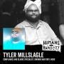 Artwork for Episode 07: Tyler Millslagle