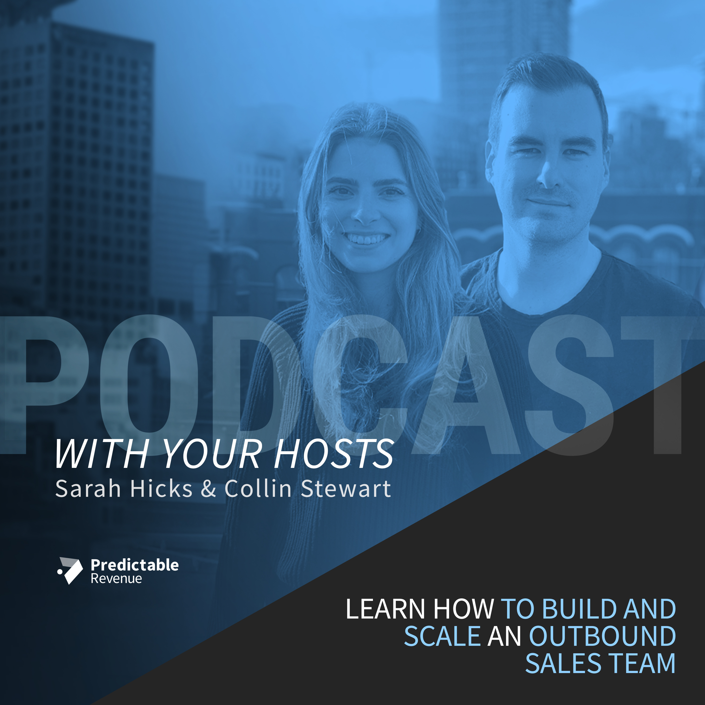 Artwork for VIDEO - 044: Building Your Storytelling Journey: Jamie Shanks on the Fundamentals of Account-Based Sales