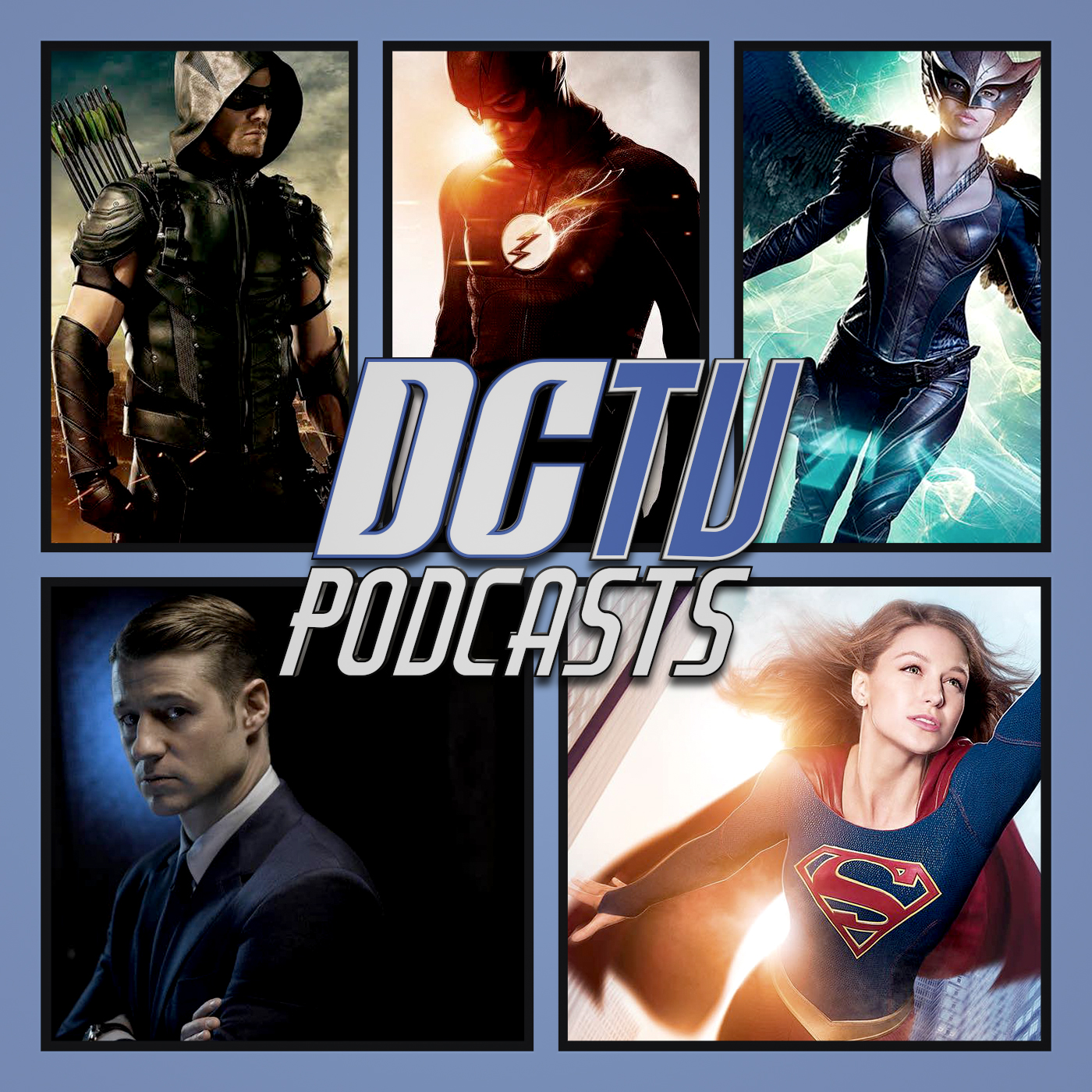 DC TV Podcasts 03 – The Flash Season 2/Arrow Season 4 So Far & DCTV