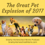 Artwork for Episode 12 - The Great Pet Explosion of 2017