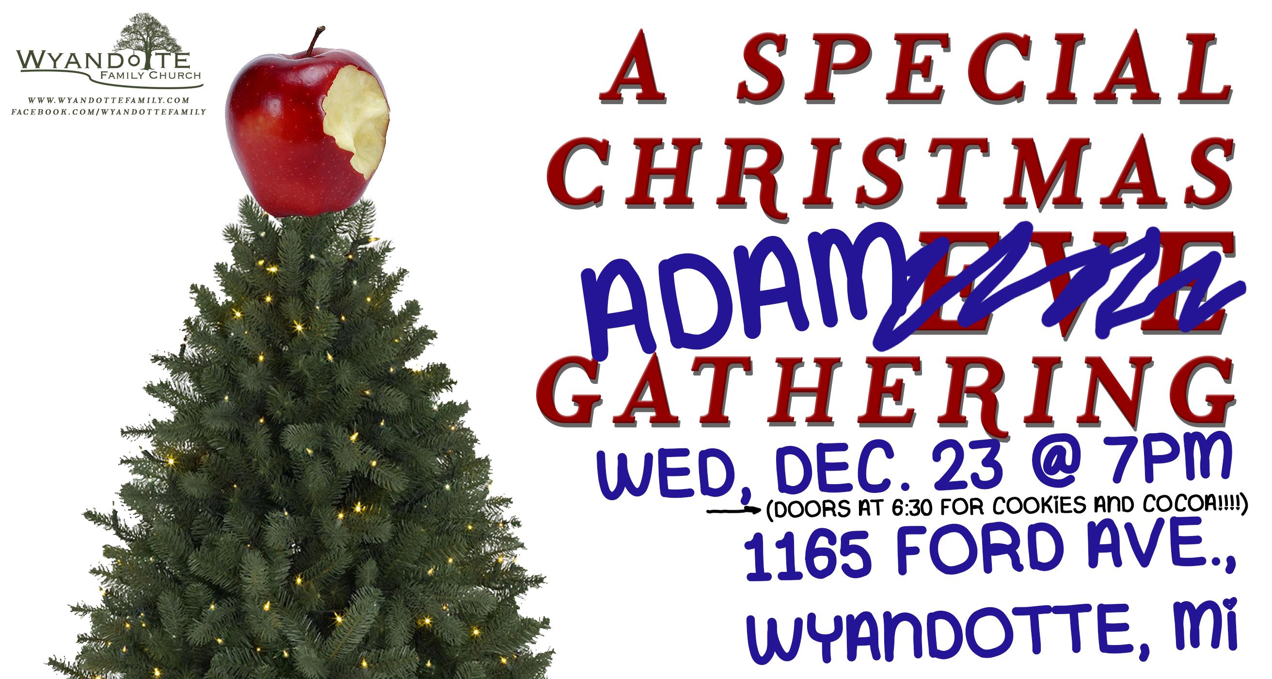 Christmas Adam