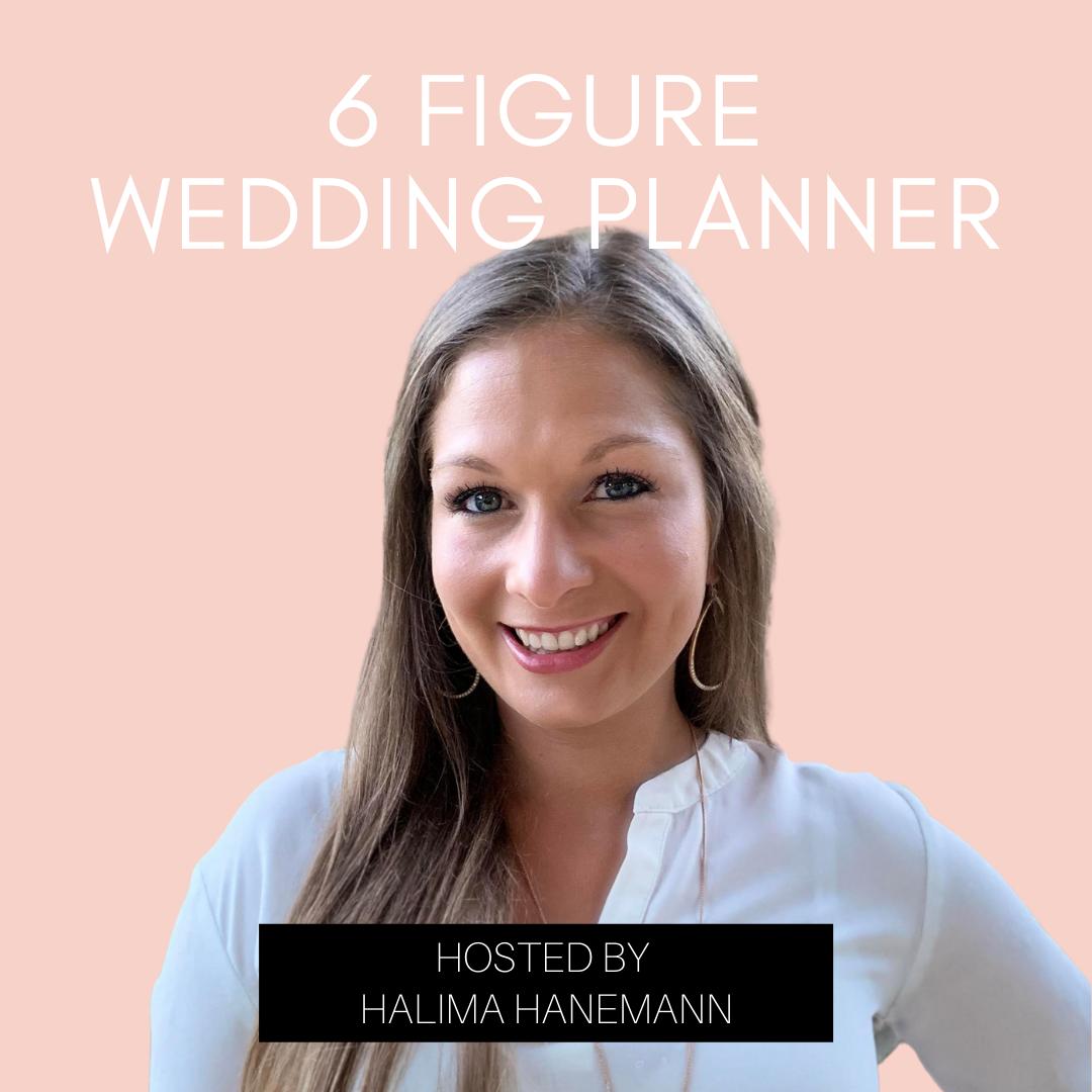 6 Figure Wedding Planner show art