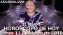 Artwork for Horoscopo de Hoy de ARCANOS.COM - Lunes 11 de Marzo de 2018...